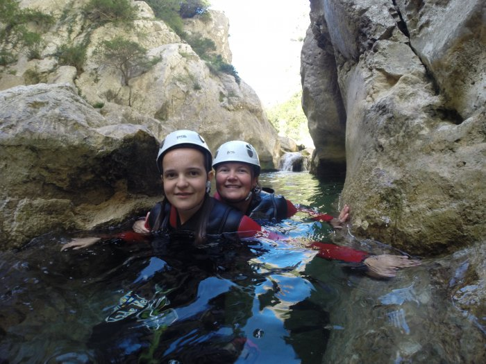 Canyoning Initiation Initiation au canyoning mère-fille ! : 1442249980.gopr2874.jpg