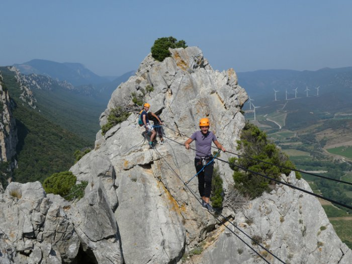 via-ferrata panoramique