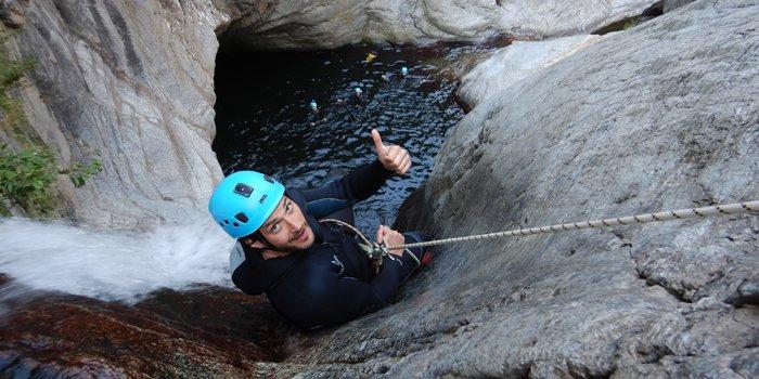 EVG canyoning