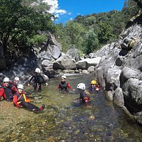 Canyoning D�couverte