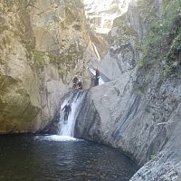 Canyon sensation (le llech) 66