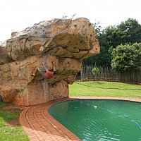 camping tranquilitas Waterval Boven