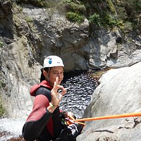 Canyoning Céret
