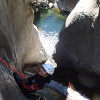Stage Autonomie canyoning