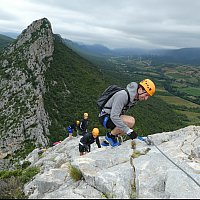 Via ferrata Panoramique