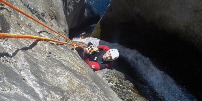 Canyoning de Céret
