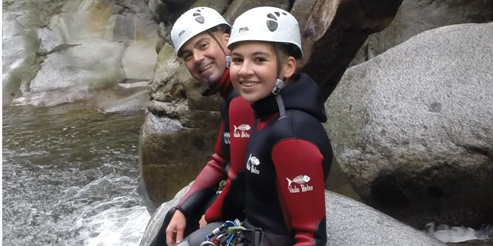 Canyoning Découverte