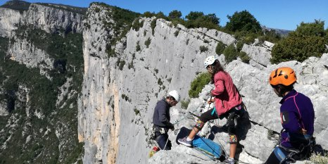 Séjour Escalade au Verdon (France)